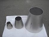 Переход сталь из нержавейки A 304 219,1х3/139,7х3, фото 2