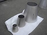 Переход нержавеющая сталь А 304 76,1х2/26,9х2, фото 2