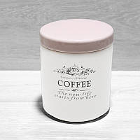 Керамическая банка Sweet Home для кофе 750 мл
