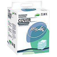 Одноразоые Пеленки Для Взрослых MyCo Cover 60x45 30шт