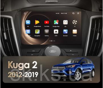 Junsun 4G Android магнитола для Ford Kuga 2 Escape 3 2012 - 2019