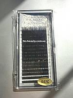 7-15 mm C 0.07 mix Ресницы Nagaraku