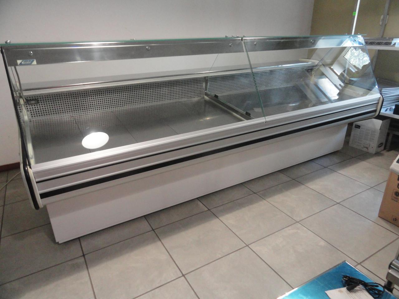 Холодильная витрина COLD 3м (Б/У)