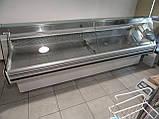 Холодильная витрина COLD 3м (Б/У), фото 5