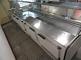 Холодильная витрина COLD 3м (Б/У), фото 6