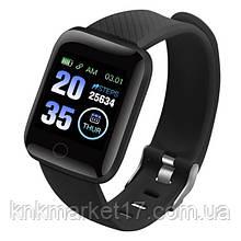 UWatch Розумні годинник Smart Basic Black