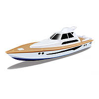 Maisto Tech Яхта на радиоуправлении бело-коричневая, 82197 white/braun