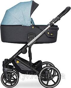 Детская универсальная коляска 3 в 1 Riko Exeo 03 Ocean