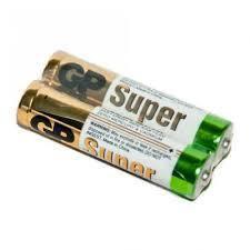 Батарейки GP Super alkaline AAA, LR03 2 шт. ( мизинчиковые )