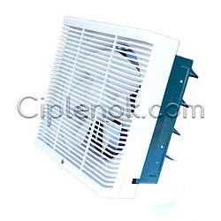 Осевой реверсивный оконный (форточный) вентилятор 466 м³/ч