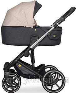 Детская универсальная коляска 3 в 1 Riko Exeo 04 Latte