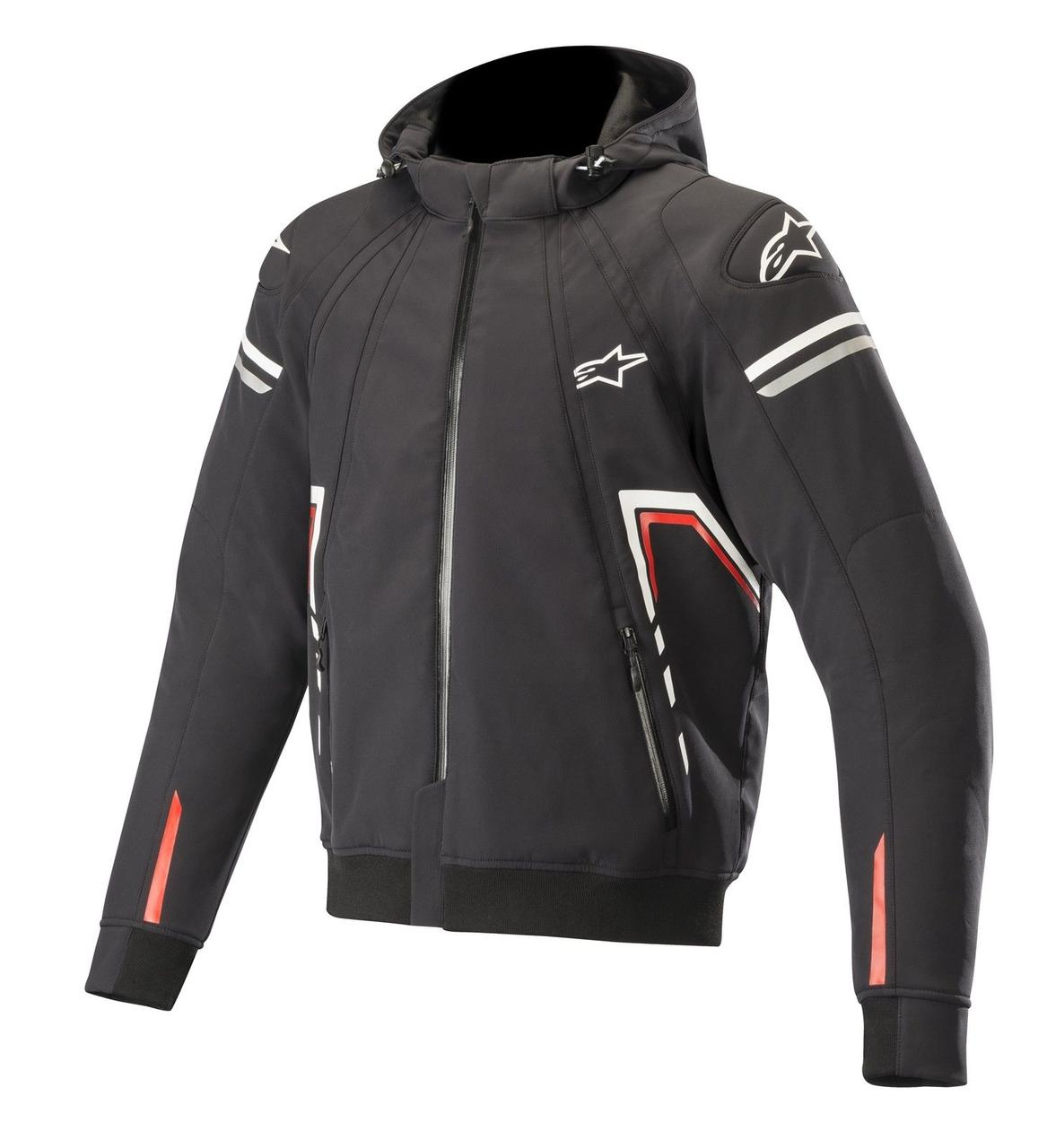Мотокуртка ALPINESTARS SEKTOR TECH black white red