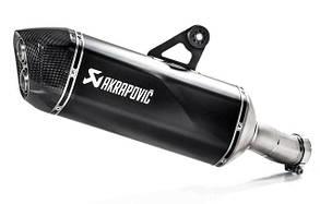 Глушитель Akrapovic для BMW R1250GS/GSA
