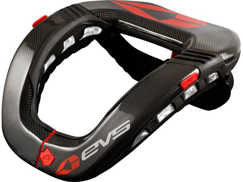 Защита шеи детская EVS R4 PRO RACE COLLAR black
