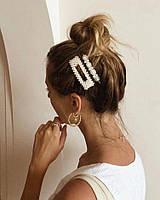 Заколка для волос корейские жемчужные аксессуары для волос жемчуг 123