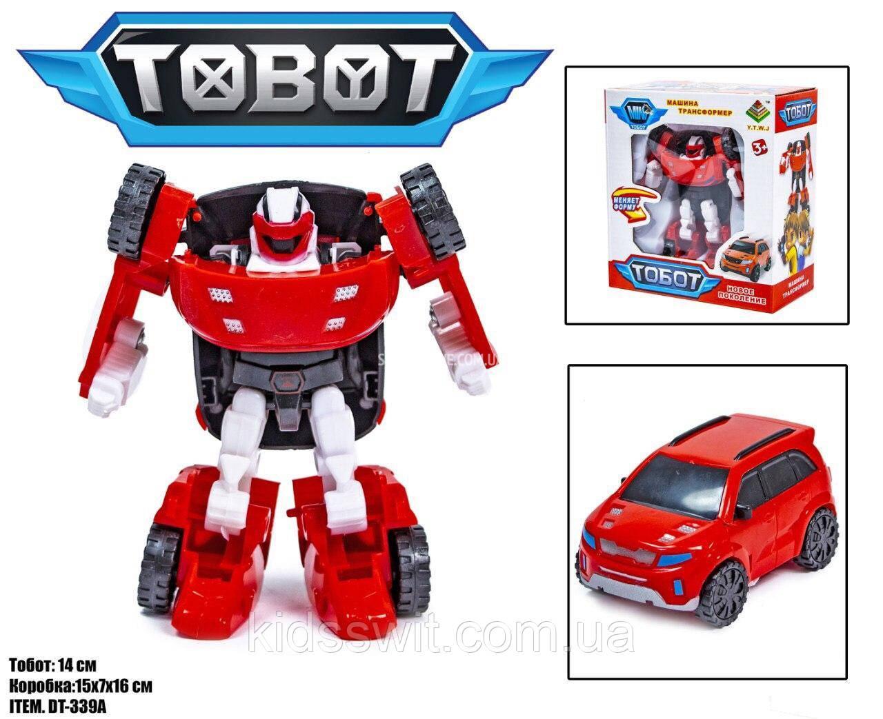 Робот-трансформер Тобот, в наявності 4 види, 339