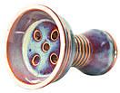Чаша Gusto Bowls Killa Bowl Glaze II Красно-бирюзовый, фото 2