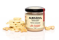 Паста с кешью и белым шоколадом 0% сахара, TM ALMAZOVЪ, 200 гр