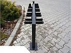 Парковка на 10 электрических самокатов Krosstech Польша, фото 3