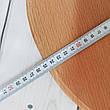 Доска деревянная фигурная 39*25см в масле, фото 5
