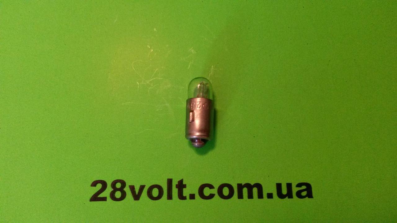 Лампа СМ 28-2 BA7S/11