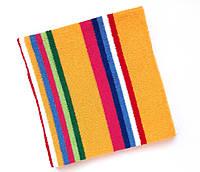 Полотенце банное махровое , Полотенце яркое банное, Желтое полотенце, Полотенце 70-140