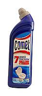 Чистящее средство для туалета Comet Океан - 750 мл.