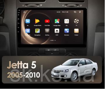 Junsun 4G Android магнітола для Volkswagen Jetta 5 2005-2010
