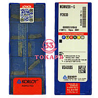 Пластина KОRLOY MGMN200-M PC9030