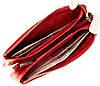Женский кошелек Butun 662-004-006 кожаный красный, фото 4