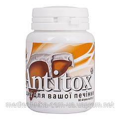 БАД Антитокс для печени, 0,5 г, 60 таблеток, Эликсир