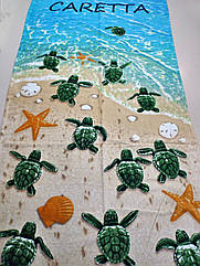 Полотенце пляжное Черепашки