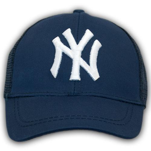 Бейсболки с сеткой для мальчика NY