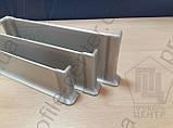 Алюминиевый плинтус Profilpas Metal Line 90/4, высота 40 мм, фото 6
