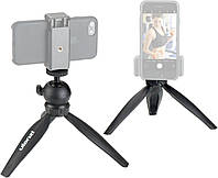 Штатив гибкий Ulanzi MT-03 Tripod тренога для смартфонов фотоаппаратов со съемной шарнирной головкой 3D 360°