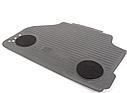 Оригинальные текстильные задние коврики BMW X3 F25, X4 F26 (51472286006), фото 3