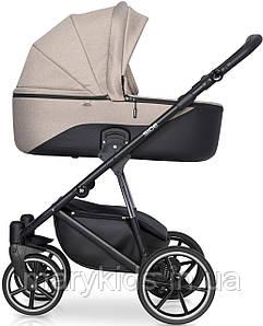 Детская универсальная коляска 3 в 1 Riko Side 04 Nugat