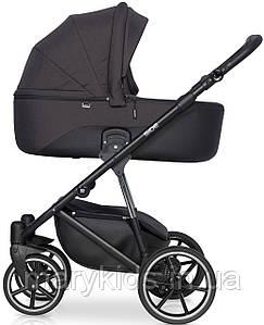 Детская универсальная коляска 3 в 1 Riko Side 05 Antracite