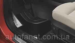 Оригинальный комплект текстильных ковриков BMW X3 F25, X4 F26 (51472286004 / 51472286006 )