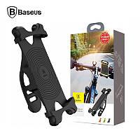 Велосипедный держатель для телефона BASEUS Miracle bicycle vehicle mounts (черный)