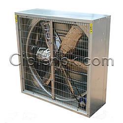 Осьовий вентилятор для c/х 620х620 мм