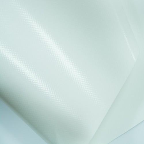 Тканина ПВХ біла для банерів, накриттів