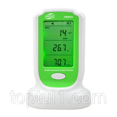 Детектор качества воздуха GM8804 BENETECH
