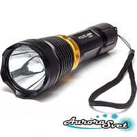 Ультрафиолетовый фонарь влагозащищенный.365Нм.395 Нм