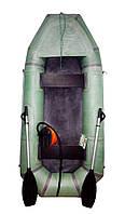 Надувная резиновая лодка Лисичанка Антарес - П245 М