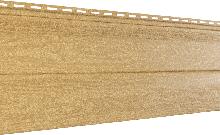 Сайдинг U-Plast Timberblock Кедр (янтарный)