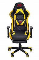 Кресло геймерское JUMI ARAGON YELLOW