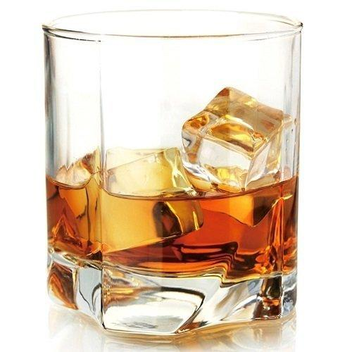 Набор стаканов виски Pasabahce Луна 350 мл 6 шт (42348)