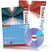 New Total English Advanced, Student's book + Workbook + CD / Учебник + Тетрадь английского языка