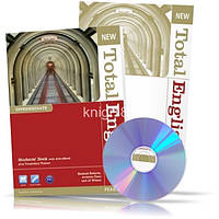 New Total English Intermediate, Student's book + Workbook + CD / Учебник + Тетрадь английского языка